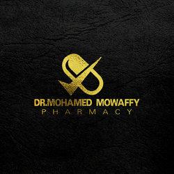 Design Brand + logo  DR.Mohamed mowaffy pharmacy
