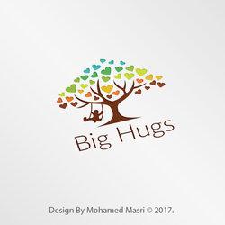 Logo .. BIG HUGS