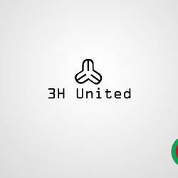 3h united logo
