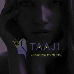 TAAJI Logo Design