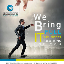 E Solutions ads design