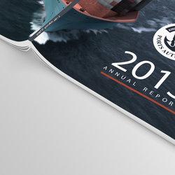 Dammam Seaport Annual Report