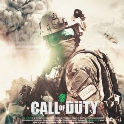 Call of Duty Poster.