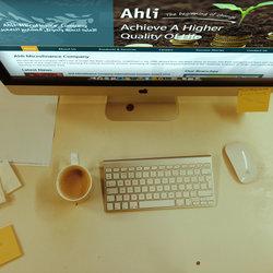 Ahli Microfinance Company/ Website