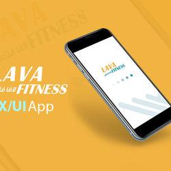 UX/UI App   LavaFitness