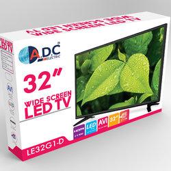 TV packaging design