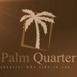 Palm quarter LED Screen Advertisement