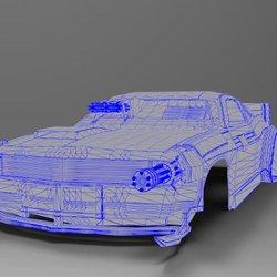 death race car