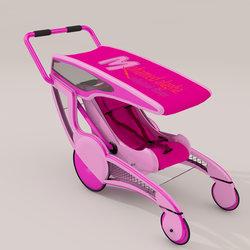 My Baby Stroller  Design