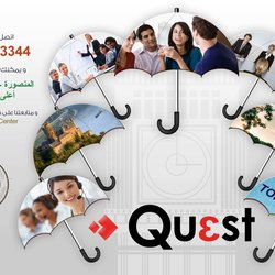 Quest advertisement
