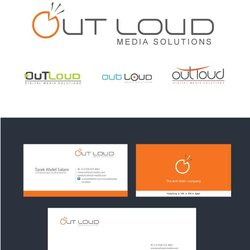 out loud - corporate identity