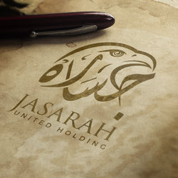 """Website & Corporate Identity for """"JASARAH UNITED HOLDING&quot"""
