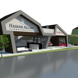 Hassan Allam Booth
