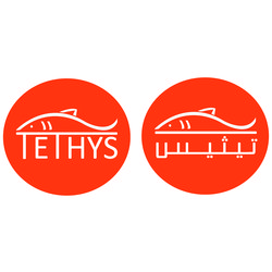 tethys fish market identity