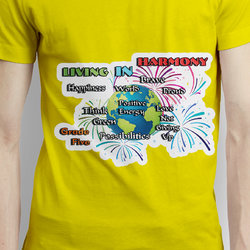T-Shirt Design Hayah International Academy