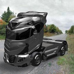 Hyper Truck -redesign