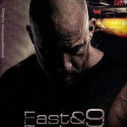 تصميمي لبوستر غير رسمي لفيلم fast and furious 9