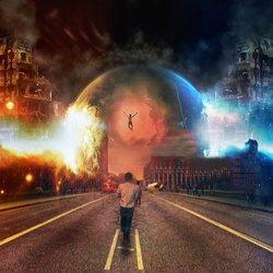 صراع الزمن والواقع والخيال وفقدان الروح