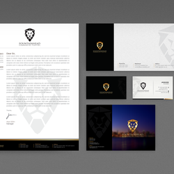Coporate identity for Fountainhead Commercial Capital (USA)