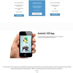 IT4EGY in September 2014 old theme full responsive 100%