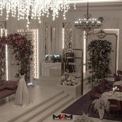 Wedding hall in Iraq