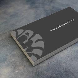 Dawaks Business Card Sesign