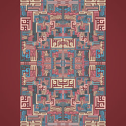 Colors of Kufi