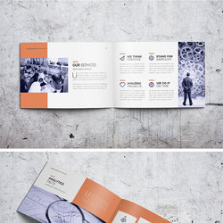 Landscape Multipurpose Brochure