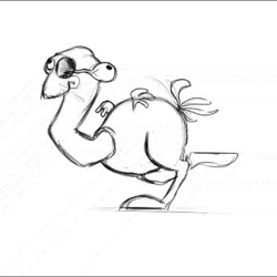 Ostrich-runcycle