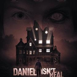 Daniel Isn't Real Movie Poster samples