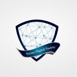 تصميم لوغو احترافي لشبكة حماية وأمن المعلومات