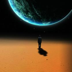 Walking in Moon