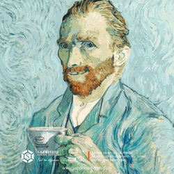 Van gogh & Coffee