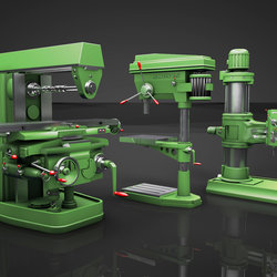 3d machine design
