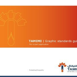 TAMIMI, OIL & GAS - BRANDING