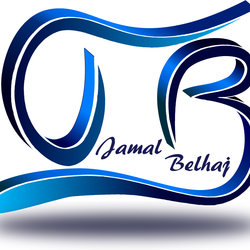 تصميم شعار جمال بلحاج