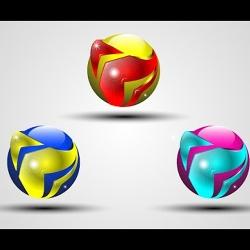 درس تصميم شعار ثلاثي الأبعاد (3D)