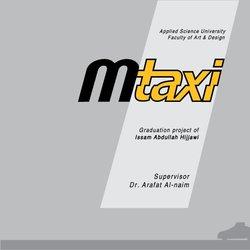 Taxi El Moumayaz ( graduation project )