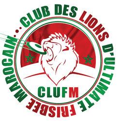 Logo (Club Des Lions d'Ultimate Frisbee Marocain).1