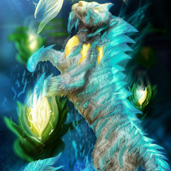 Mirigoz - رسم شخصية خيالية