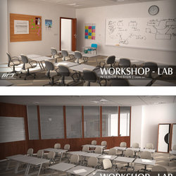 Workshop Lab - Interior Design