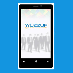 Wuzzuf mobile App