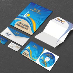 Branding design  package