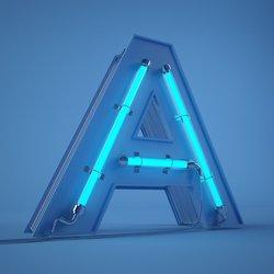 meeds alphabets V1.2 - free c4d file