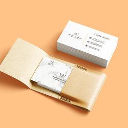 تصميم بطاقات عمل في غضون 24 ساعة