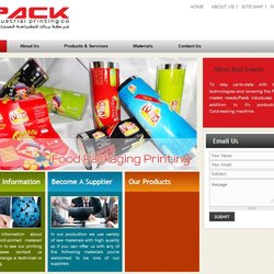 Pack Industrial Printing