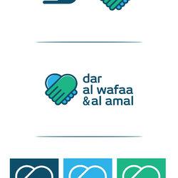 dar alwafaa& alamal logo