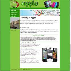apple's site