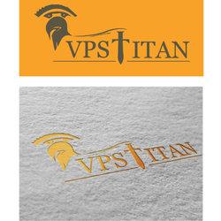"""تصميم شعار """"VPS Titan"""""""