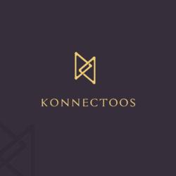 شعار لشركة تسويق KONNECTOOS
